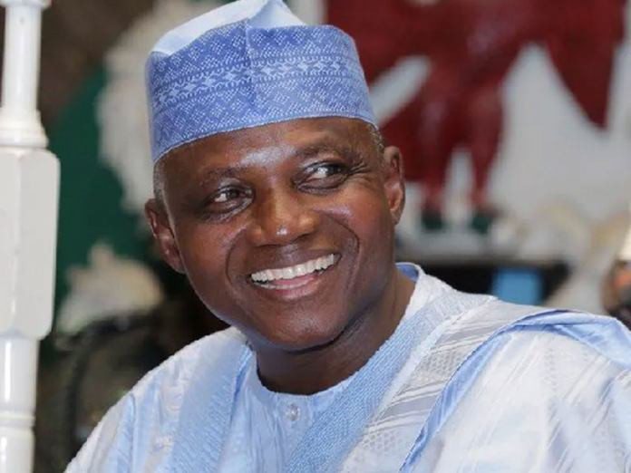 When Femi Adesina or myself speak for the President, people should accept that it is the President that is speaking - Garba Shehu reacts to Abaribe's comment