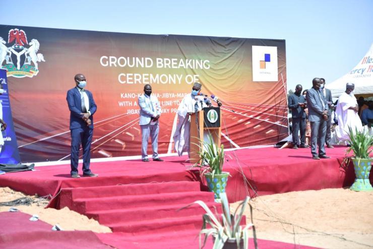 $1.96 billionKano-Maradi Rail line to boost economic activities-- Buhari
