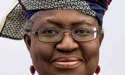 Nigerian economist Okonjo-Iweala emerges first female, first African WTO Chief