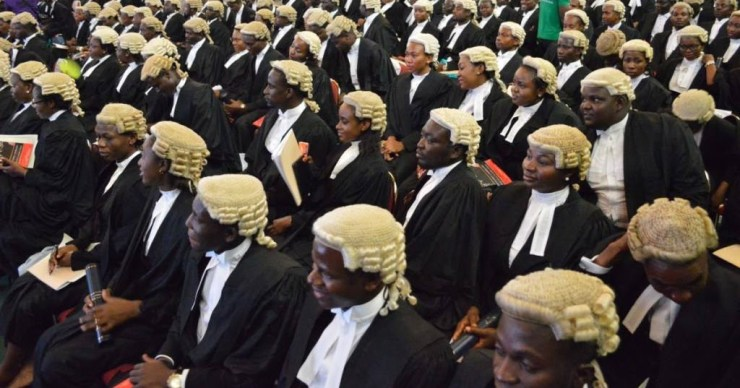 Only FG can guarantee financial autonomy for judiciary, says SAN