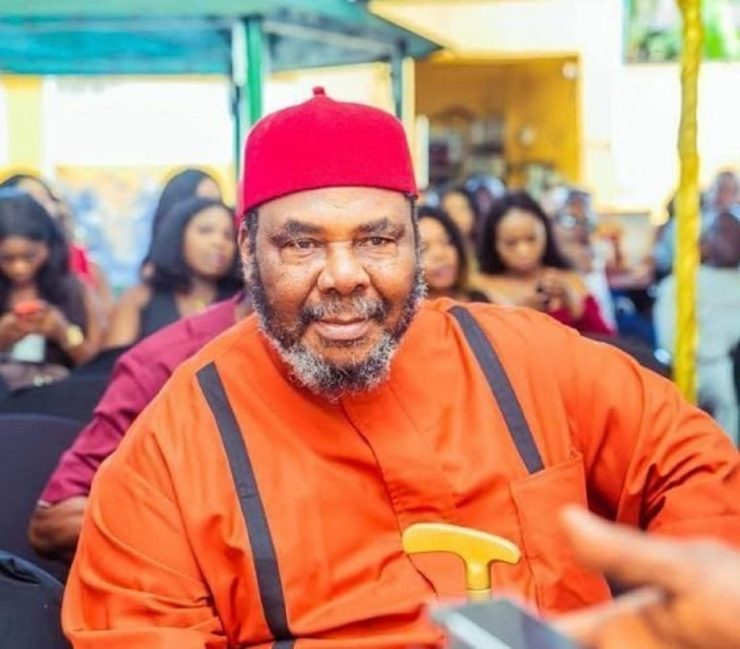 2023: Pete Edochie endorses son, Yul's presidential ambition