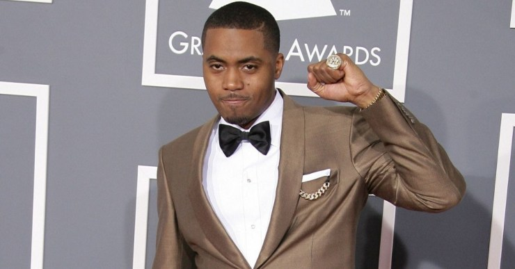 Rapper, Nas wins his first Grammy award after 13 nominations in 25 Yeara
