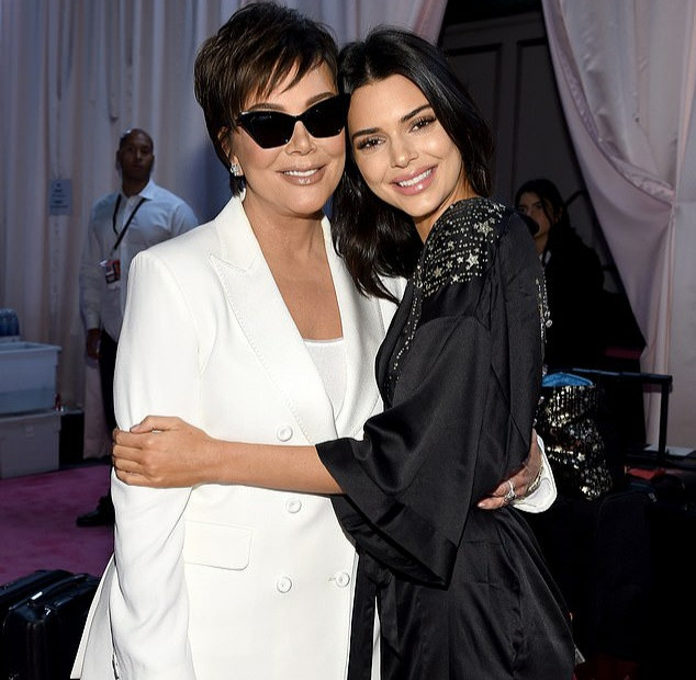 Kendall Jenner shuts down pregnancy speculation sparked by her mother's tweet