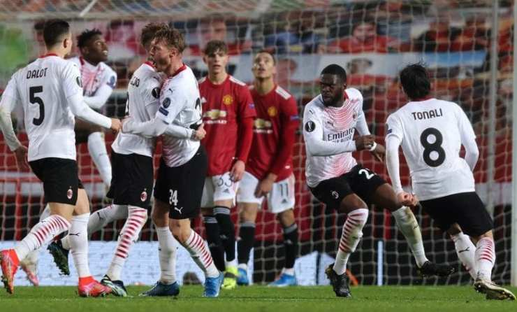 Diallo scores as Manchester United draw with AC Milan, but Spurs and Arsenal win
