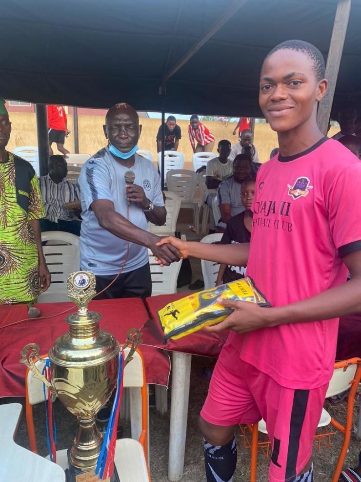 Ojaja II FC wins Taiwo Ogunjobi Memorial Cup