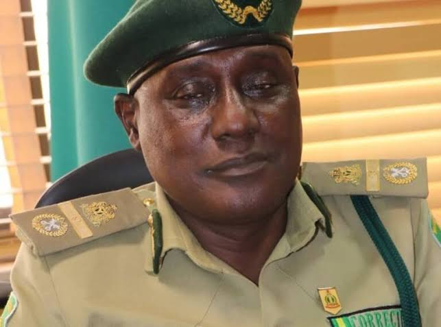 Senate confirms Nababa as CG of Nigerian Correctional Service