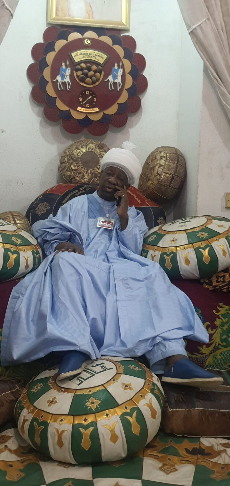 BREAKING....Emir of Ilorin confirms commencement of Ramadan fasting tomorrow,  sues for love, unity