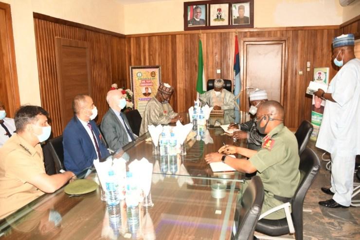 Defence ties between Nigeria, Brazil get underway