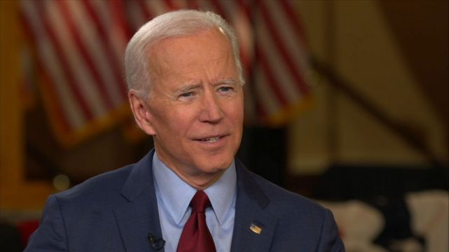 Joe Biden advocates for police reform