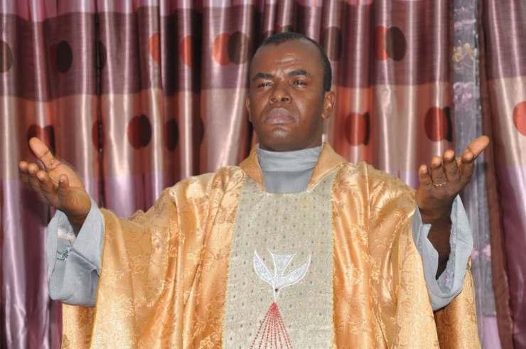 Breaking...Ohanaeze declares Mbaka missing