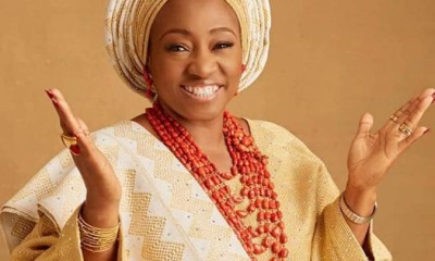 Nigeria political system can't allow female President-- Ekiti Gov's wife