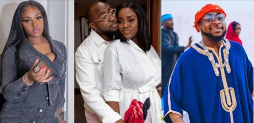 Chioma deletes all her remaining photos with Davido