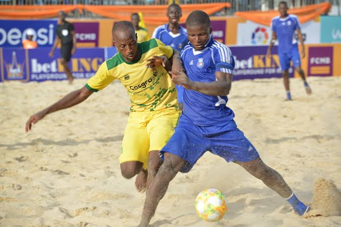Lagos discovers new soccer talents at BAT 2021 CUP