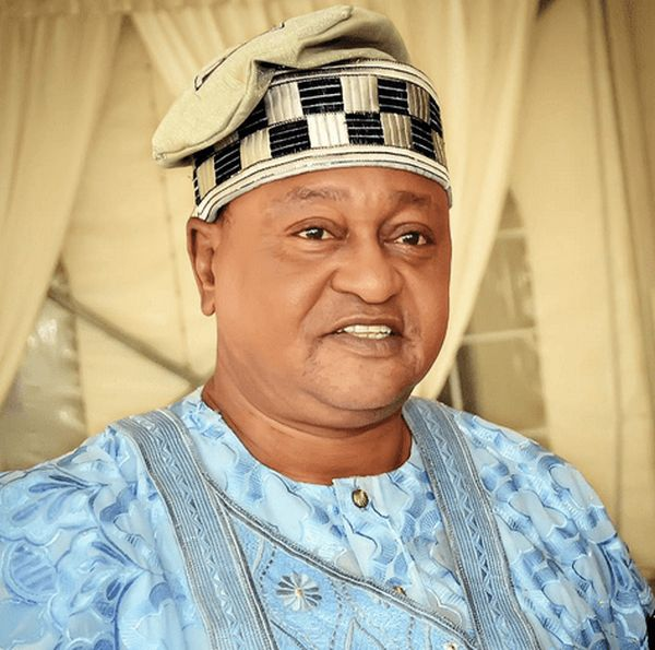 We sleep with one another in Nollywood, it's a blessed industry – Jide Kosoko