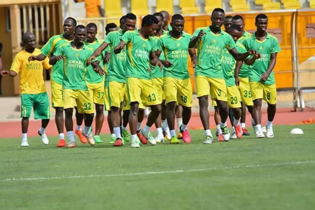 Kwara Utd beat Nasarawa Utd to return to summit