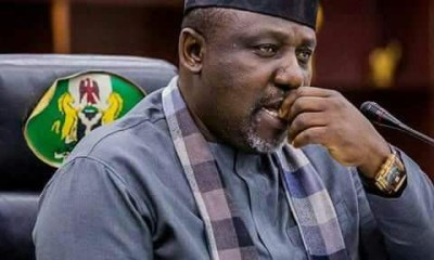 Okorocha has gone home from our office - EFCC