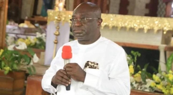 Ebube Agu: Gov Ikpeazu explains why South-east formed new security outfit