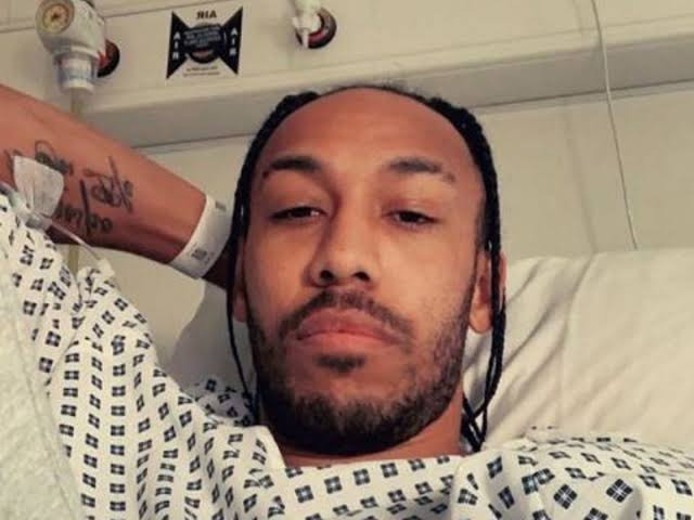 Arsenal striker Aubameyang calls malaria the worst sickness he's ever had as he opens up on his health battle
