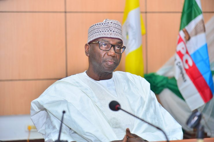 Most APC governors rode on Buhari's back to power, we're not going to sit and have people denigrate him - Governor AbdulRazaq