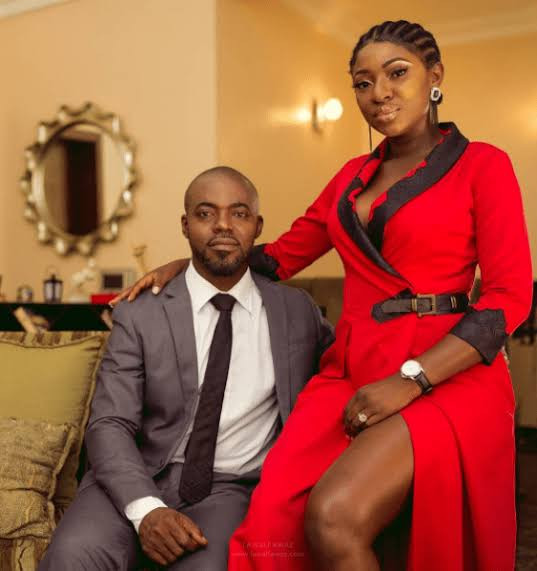 Actress, Yvonne Jegede hints at finding love again in interesting question asked on Twitter