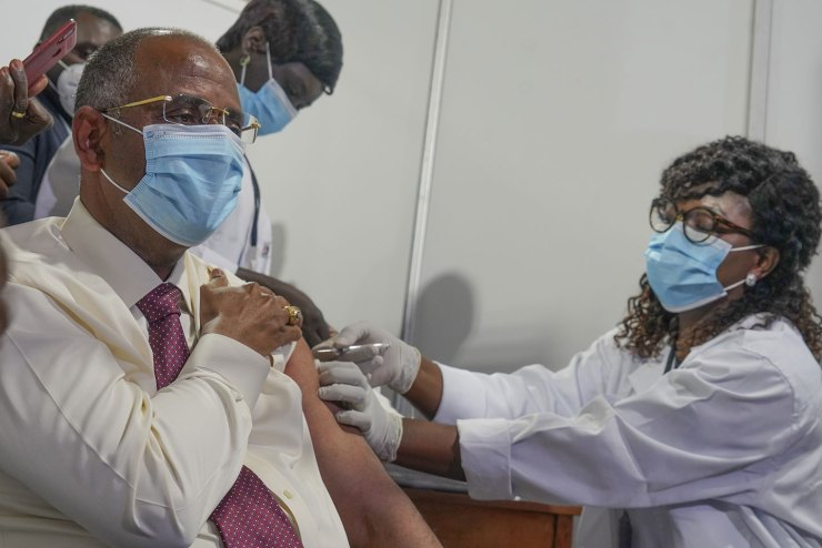FG plans to take measures against people who refuse to get the COVID-19 vaccines