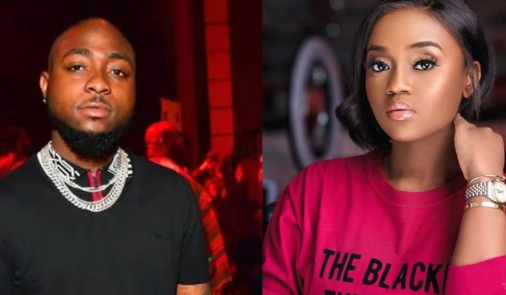 How Davido's birthday message to Chioma confirms their breakup, Nigerians react