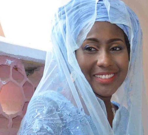 Fatima Buhari's marriage to Gimba Yau Kumo has collapsed: Presidency