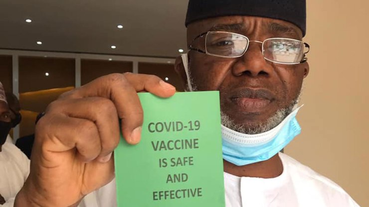 FCT begins 2nd COVID-19 vaccination for Hajj pilgrims