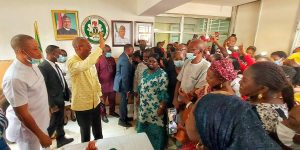 Coker resumes as NTDC boss for second term