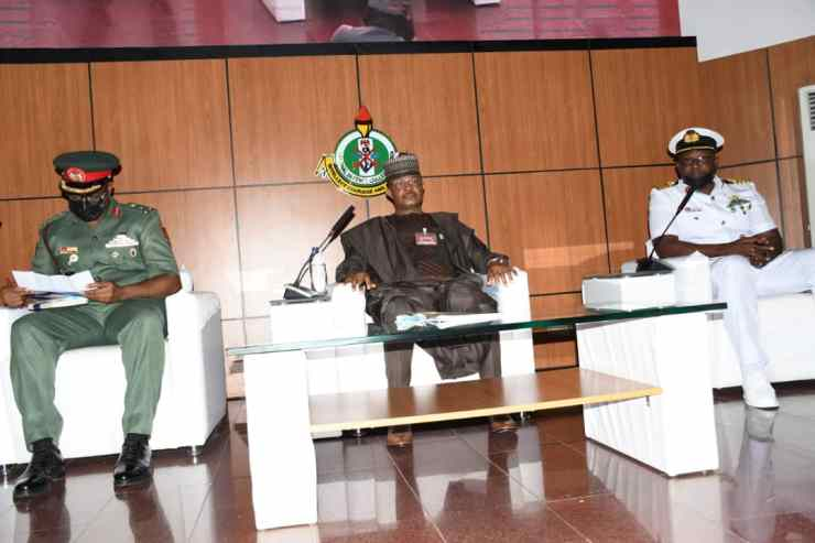 INSECURITY: MINISTER HARPS ON TECHNOLOGICAL IMPERATIVES