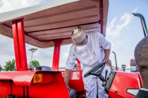 Kwara Govt launches new tractors, implement to boost food security