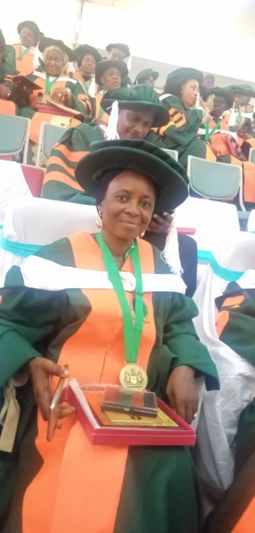 UNILORIN don becomes Fellow of ICCON