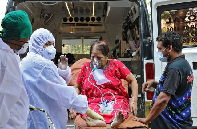 COVID-19 cases in India exceed 24million