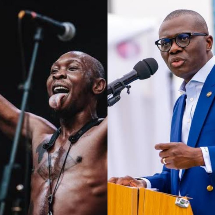 Yeni Kuti defends brother Seun for 'being rude' to Gov Sanwo-Olu at her birthday