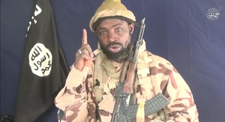 Nigerian Army opens up on Boko Haram leader, Shekau's death