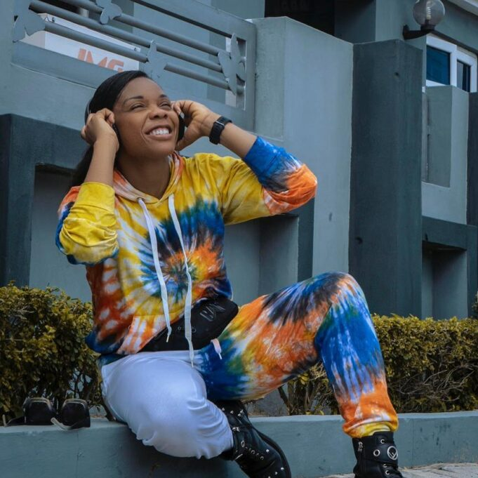 Dancer Kaffy has a word for some ladies who actively date married men