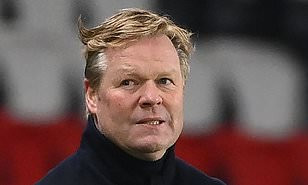 Barcelona confirm Ronald Koeman will continue as manager of the club