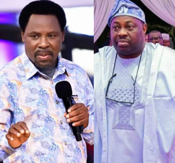 Even in death he is still hated - Dele Momodu questions why the Christian community has not commented on TB Joshua's death