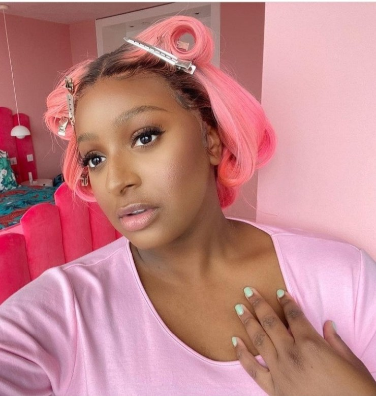 DJ Cuppy reveals what her idea of sexy is