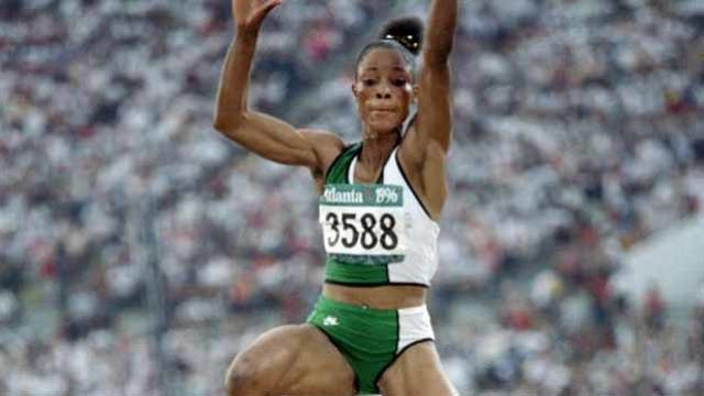 Lagos govt redeems promise of 3-bedroom as reward to Olympic Medalist Chioma Ajunwa 25 years after