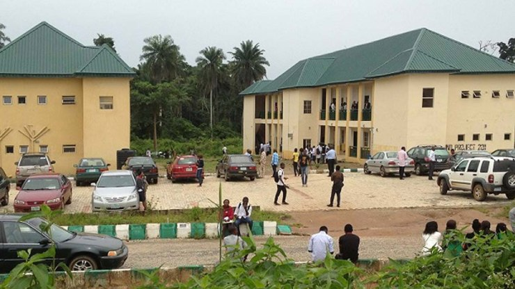 FUOYE Top Up programme admits 537 HND students -VC