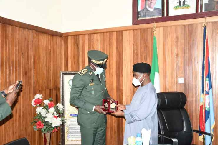 Minister assures on FG's support for Senegalese Armed Forces