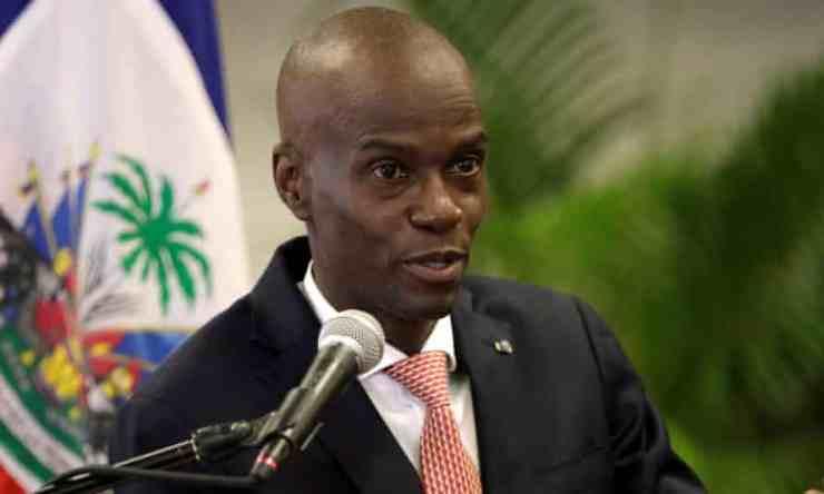 BREAKING... Haiti president, Jovenel Moise assassinated