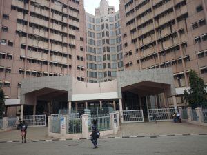 Low turnout of civil servants at Abuja Fed. Secretariat after Eid-el-Kabir celebrations