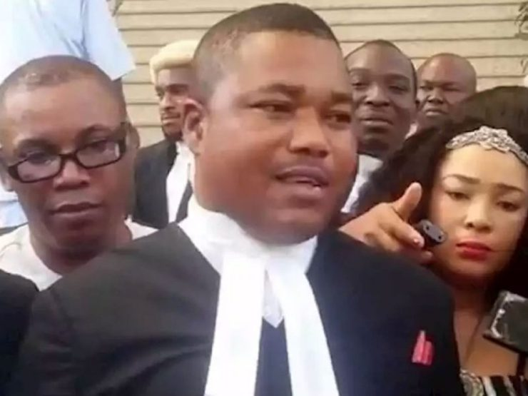 Nnamdi Kanu's lawyer reveals when Biafra agitator will be released