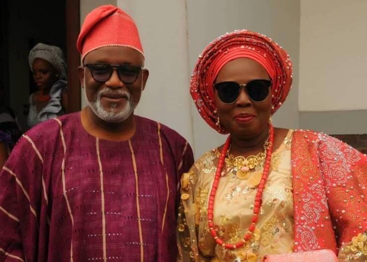 APC Ondo celebrates Akeredolu, wife on their birthdays