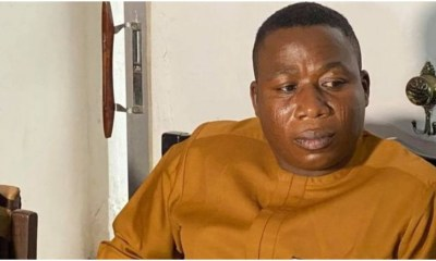 Lagos rally will hold with or without Sunday Igboho-- Co-organisers dare Police