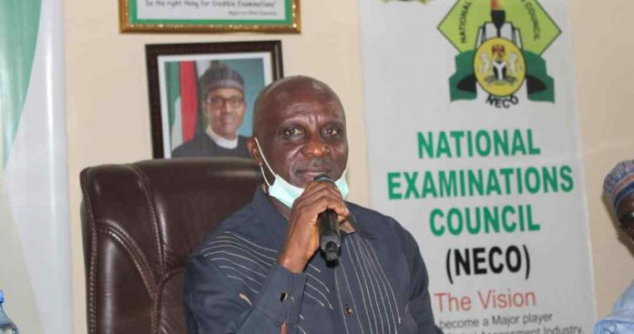NECO gets new Registrar