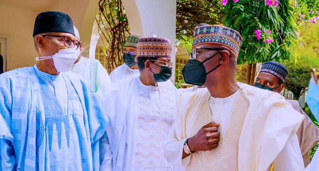 Buhari cautions historians, intellectuals to be fair in documenting him