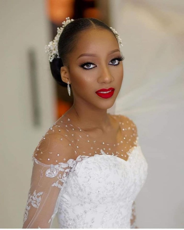 Stunning photos of bride-to-be, Zahra Ado Bayero